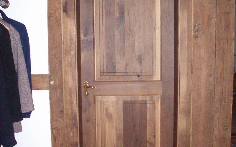 Türen denkmalgeschützter Häuser / Bauernhäuser in Münsterland, Osnabrück, Bielefeld