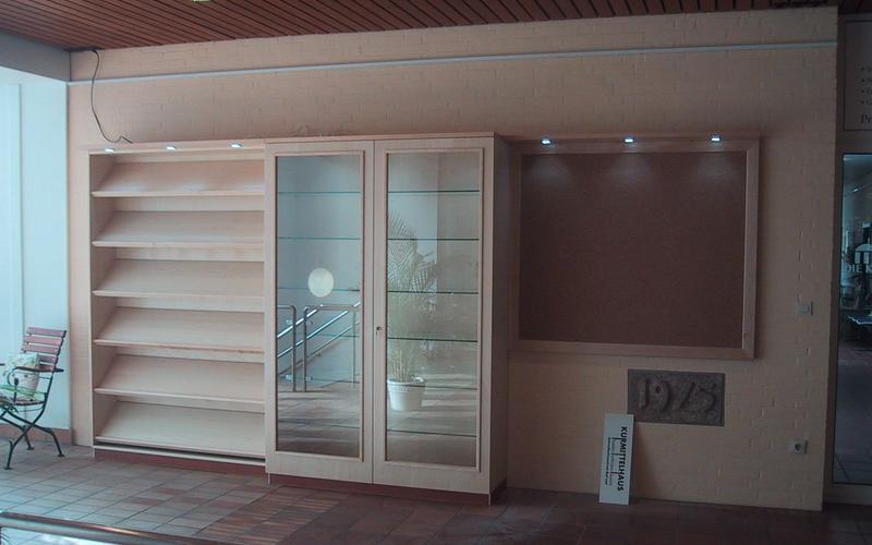 Innenausbau & Möbelbau
